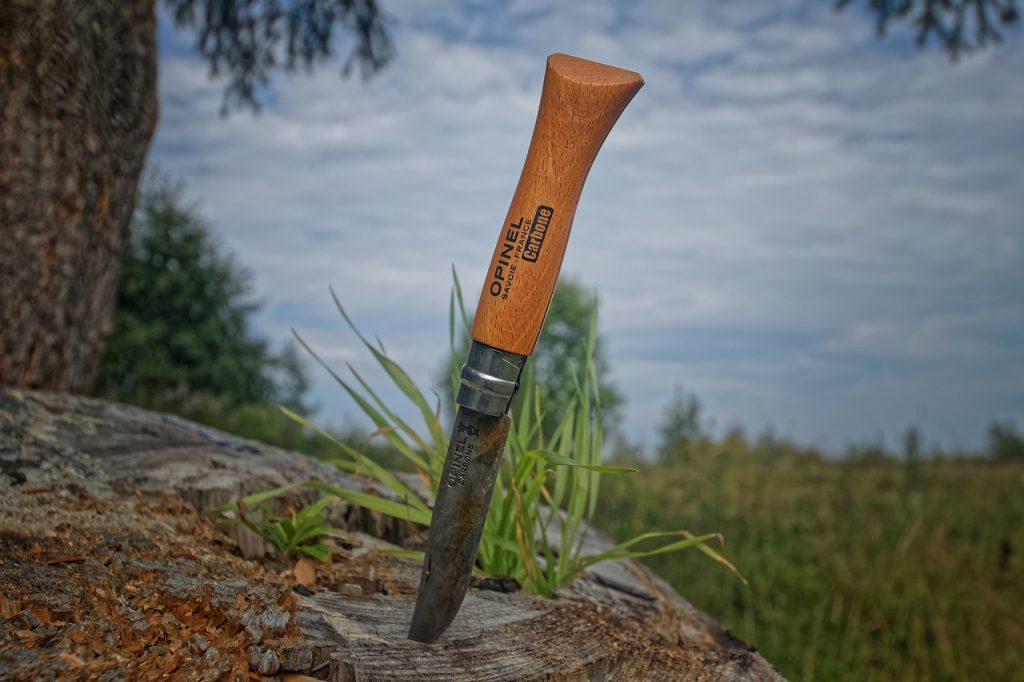 couteau opinel